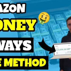 3 Ways To Make Money With Amazon [Available Worldwide!!]