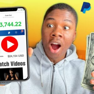 Earn $3,744 FREE Paypal Money Just Watching Videos! (Make Money Online 2021)
