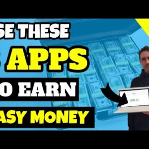 3 Side Hustle Apps To Earn EASY Money From Home And Online