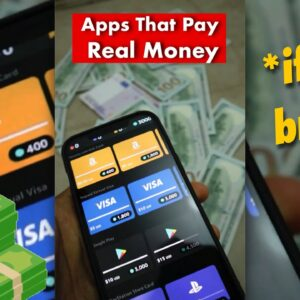 Apps That Pay Real Money FAST If Your Broke - Part 1 #shorts