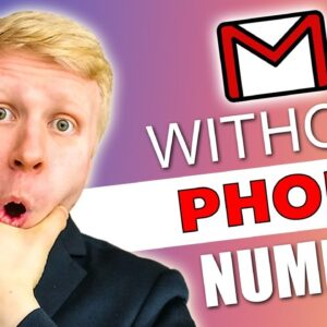 How to Create Gmail Account without Phone Number Verification (NEWEST 2021 TUTORIAL)