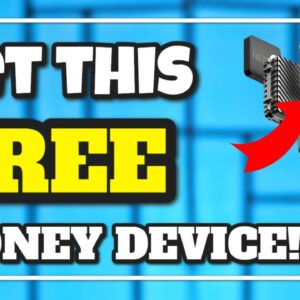 Easiest Way To Make Money Online! FREE Device And Available Worldwide