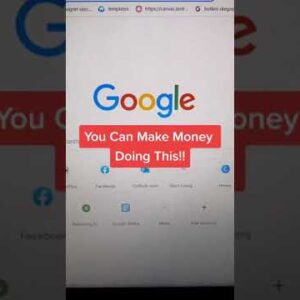 Easy Way To Make Money With Google #Shorts