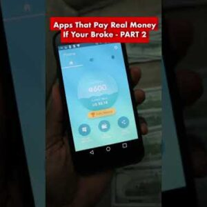 Free Apps That Pay You Real Paypal Money If Your Broke!