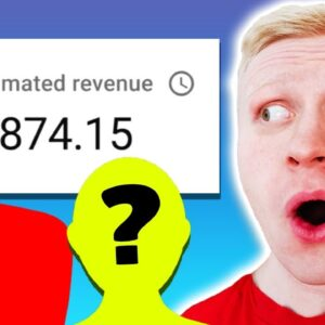 How to Make Money on YouTube without Showing Your Face ($874/Video)