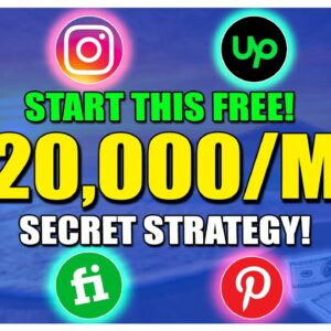 Affiliate Marketing For Beginners (SECRET TO $20,000 A MONTH) Affiliate Marketing Tutorial