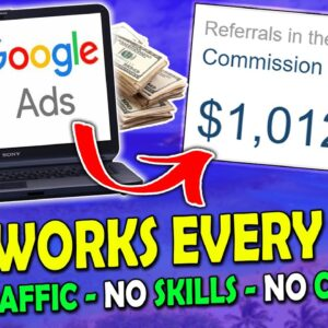 Create These Ads and Earn $1,000+ Weekly (Affiliate Marketing Tutorial) This Works Every time!