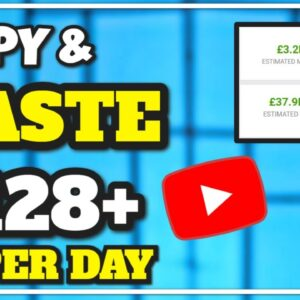 Copy & Paste Videos And EARN $128+ Per Day [Full Tutorial] EASY METHOD