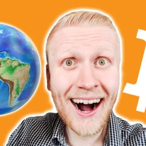 How to Cash Out Your BITCOIN ANYWHERE in the World (NEW 2021 Tutorial)