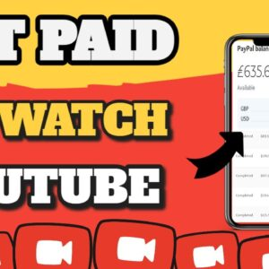 Make Money Online Watching YouTube Videos AVAILABLE WORLDWIDE & FREE!