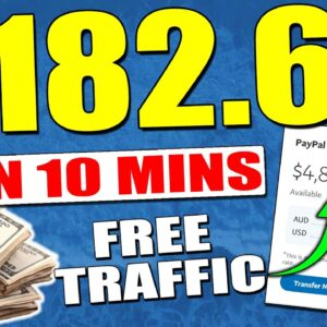 How To Start Affiliate Marketing For Beginners (FREE) Earn $183 in 10 Minutes!